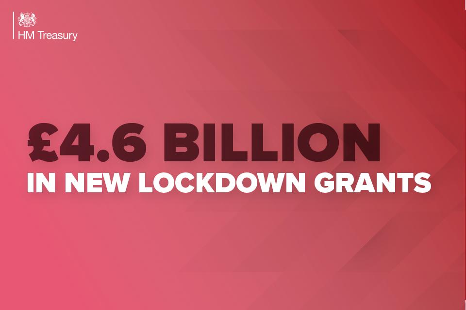 new lockdown grants